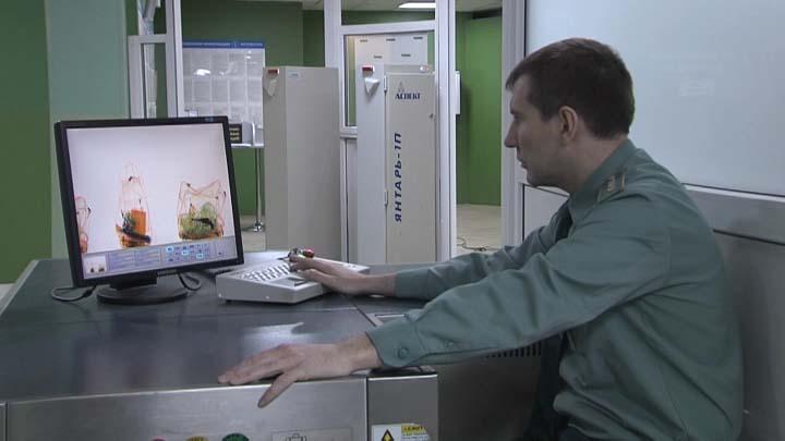 В Краснодаре таможенный пост аэропорта признали лучшим в России