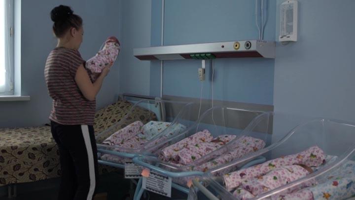 На Кубани к выписке из роддома готовят первую родившуюся в 2020 году тройню