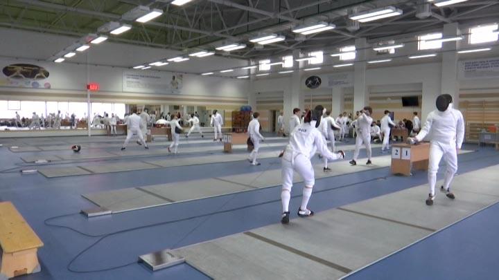 В Краснодаре прошел чемпионат края по фехтованию