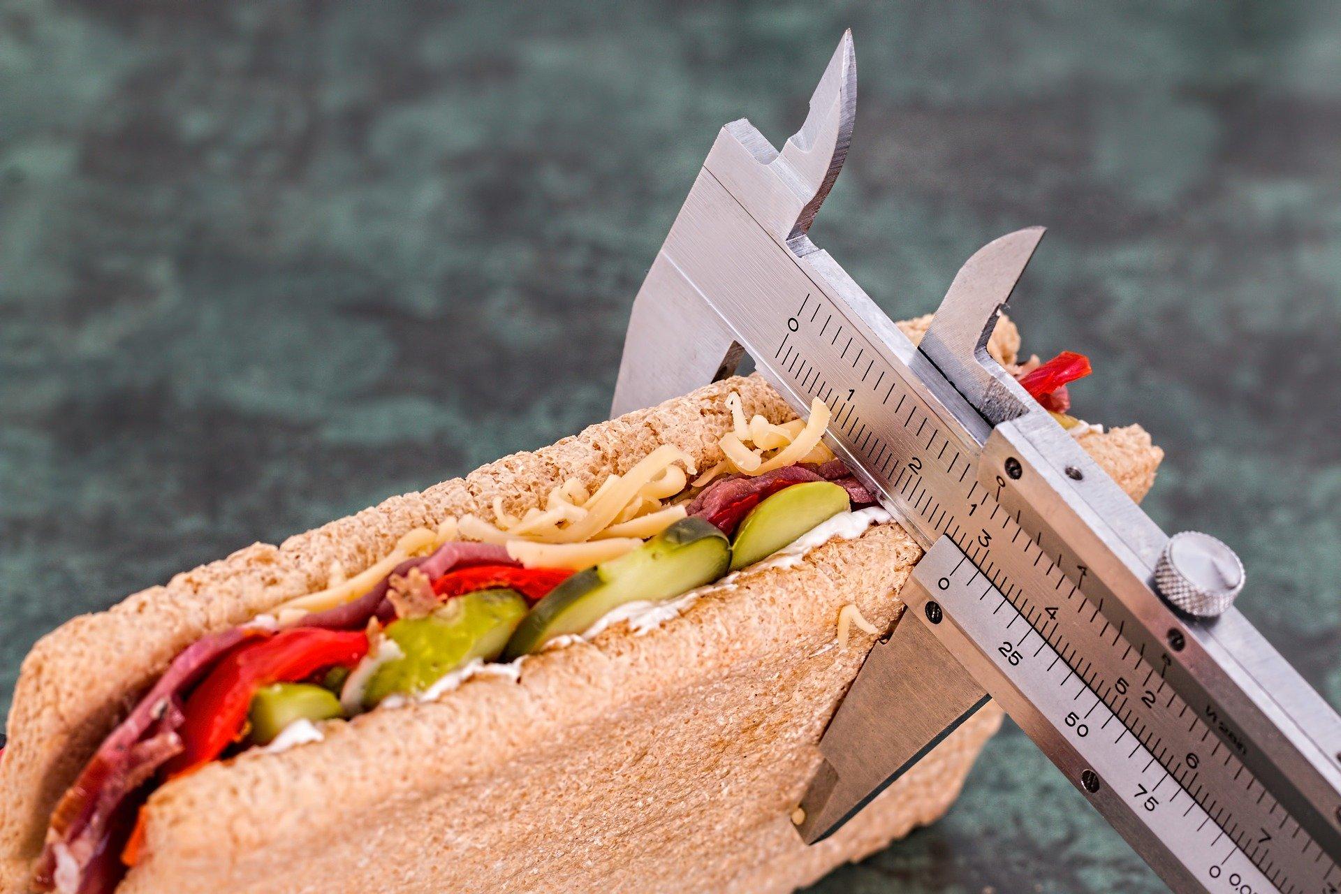 подсчет калорий, калории, усвоение продуктов