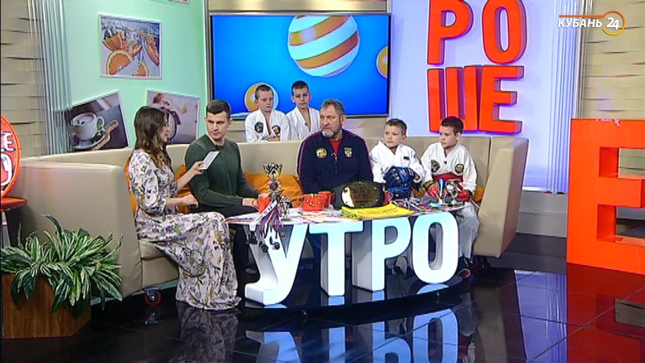 Валерий Катко: армейский рукопашный бой — зрелищный вид спорта