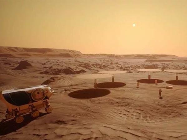 изотопов, тиофены, жизнь на марсе, марс, красная планета