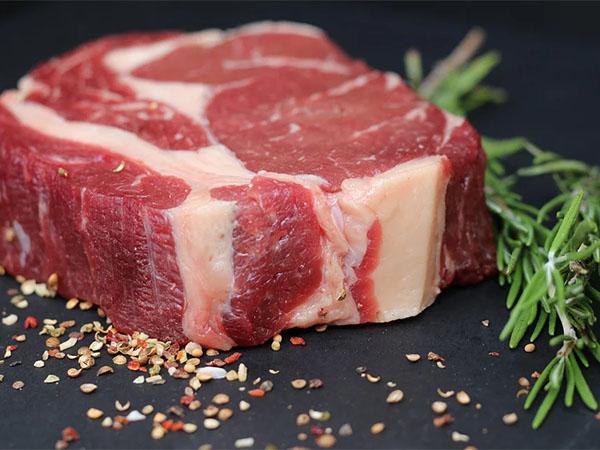 сердце, красное мясо, вредные продукты
