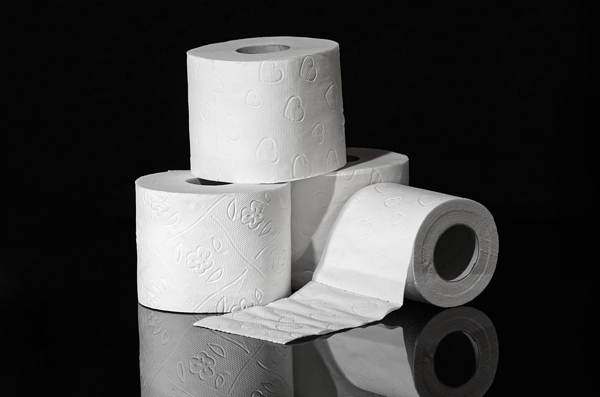 туалетная бумага, коронавирус, COVID-19