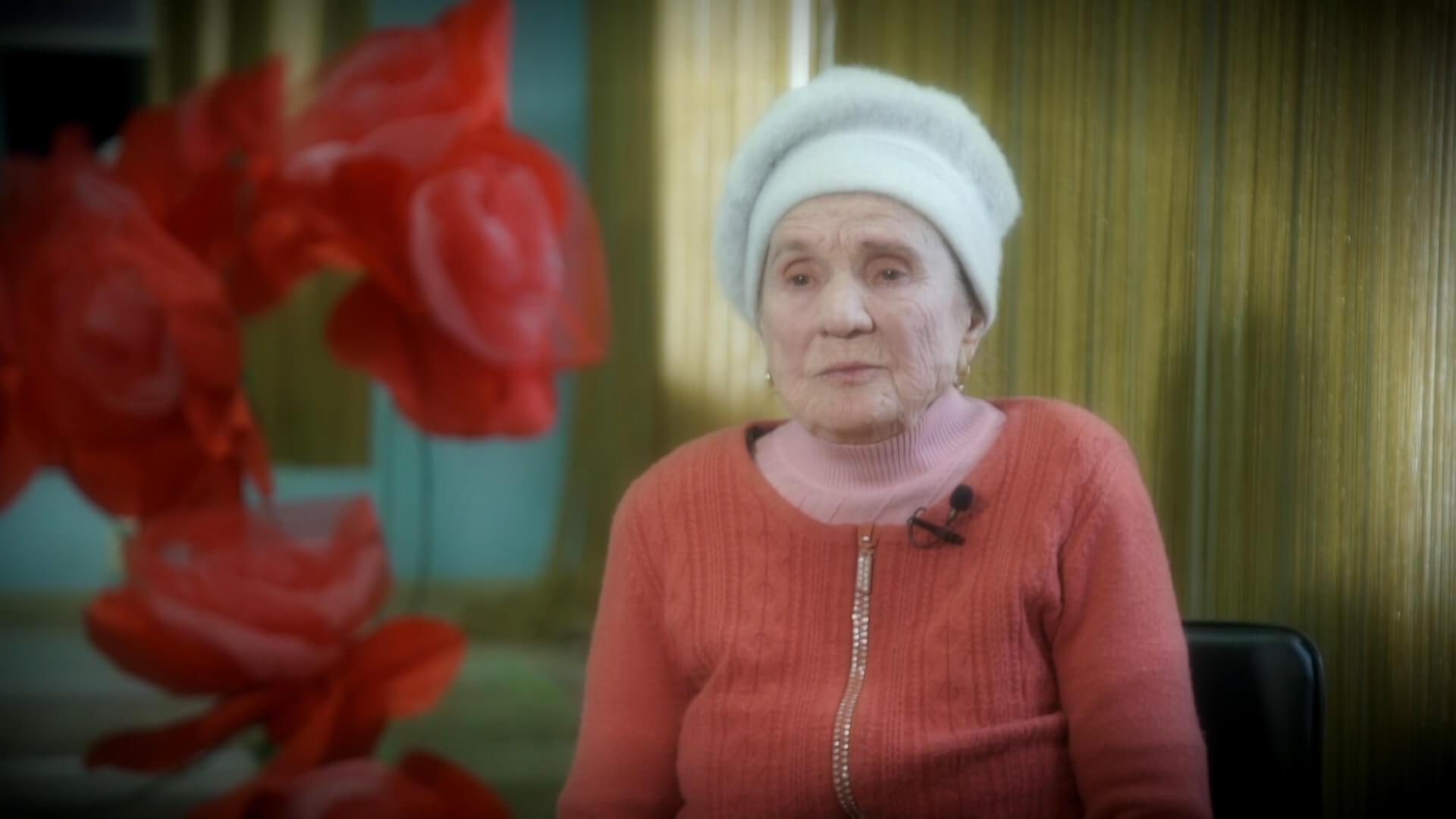Хроники Победы в рассказах фронтовиков. Клавдия Бабанская