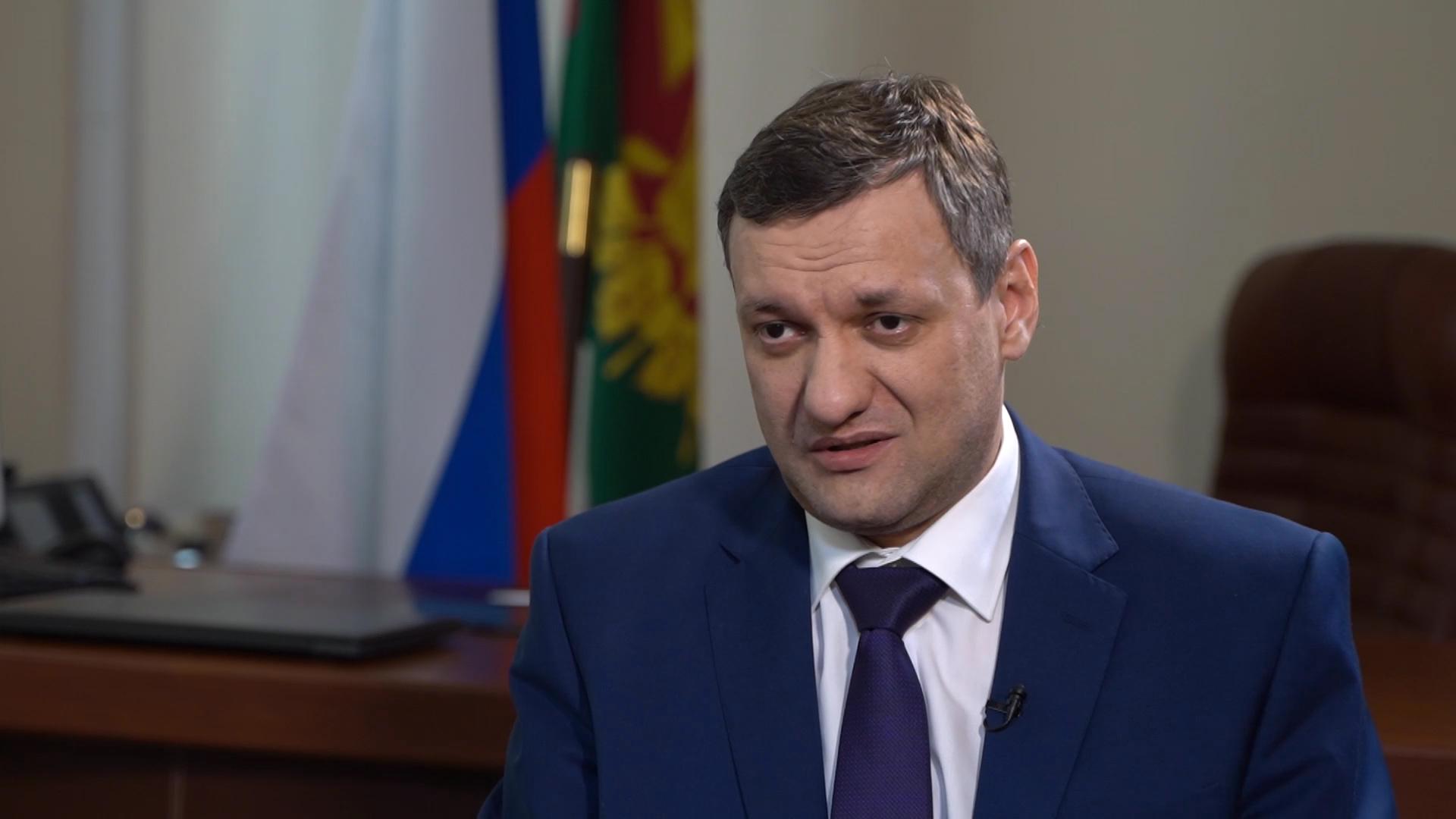 Интервью с руководителем департамента информатизации и связи Евгением Юшковым