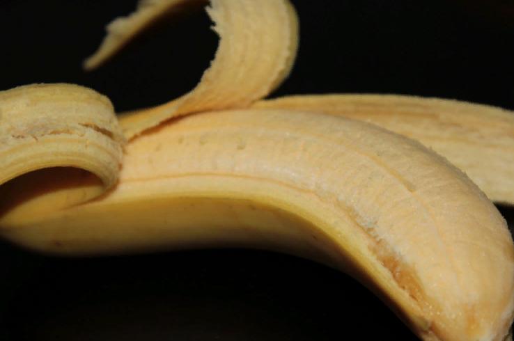 банан, банановая кожура, от головной боли