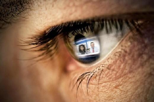 зрение, самоизоляция, смартфон