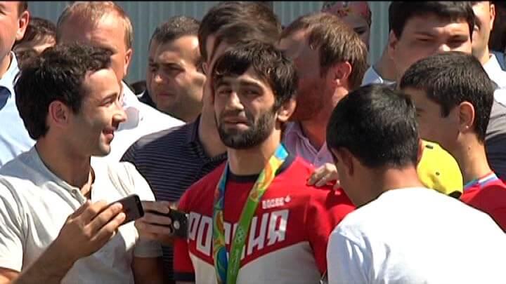 Как дзюдоист Беслан Мудранов стал олимпийским чемпионом