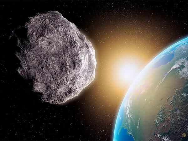 астероид, NASA