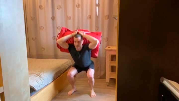 Как чемпион мира по гребле на каноэ Павел Петров проводит время на карантине
