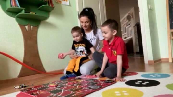 На Кубани родители стали чаще играть с детьми в условиях карантина