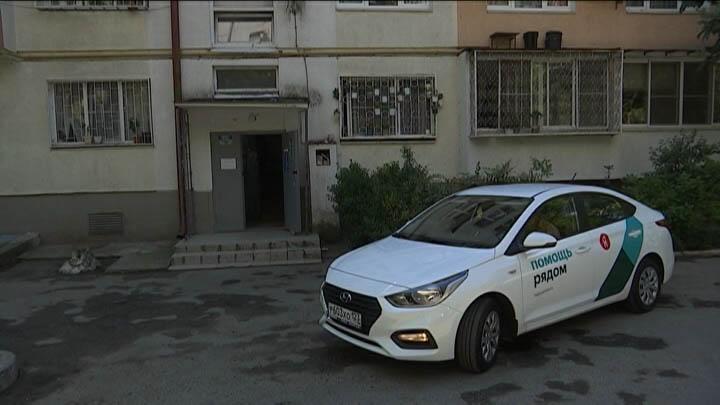 На Кубани для медиков выделили 70 автомобилей такси
