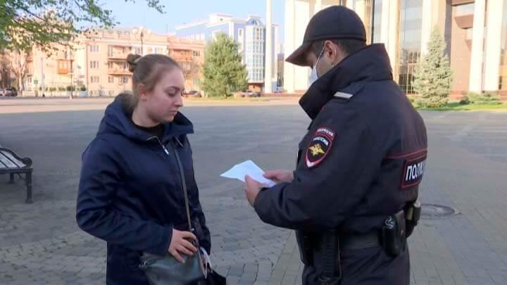 В Краснодаре специальные патрули дежурят почти на каждой улице