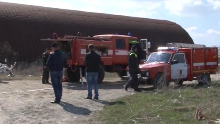 На Кубани спасатели МЧС отметили День пожарной охраны