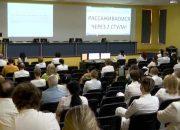 На базе ККБ № 1 прошел вебинар по борьбе с распространением коронавируса