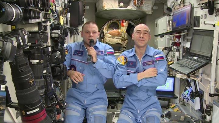Жителей Кубани пригласили поучаствовать в марафоне «Тренировки с космонавтом»