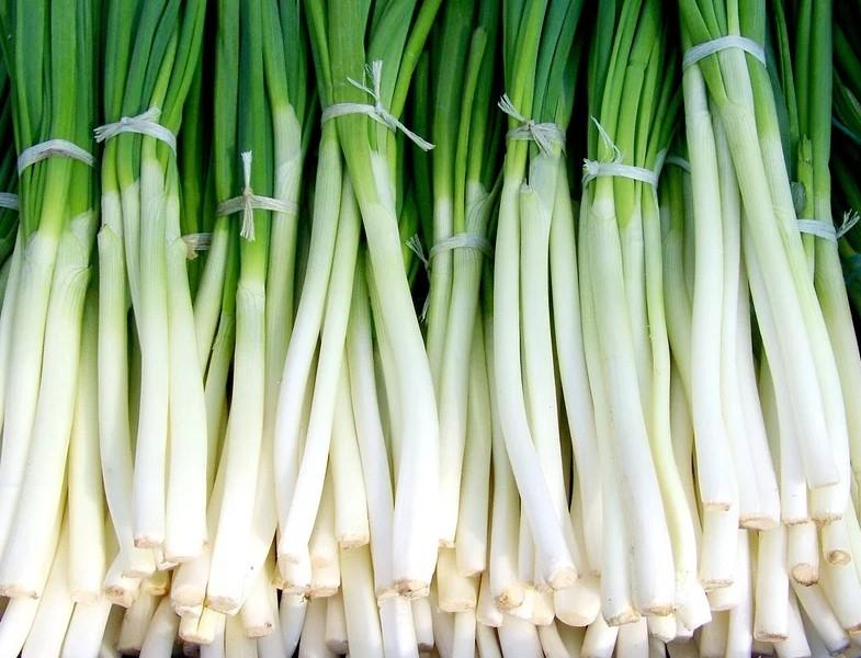 зеленый лук, гипертония