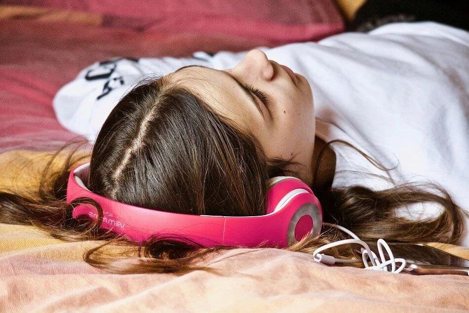 экзамены, сон, музыка