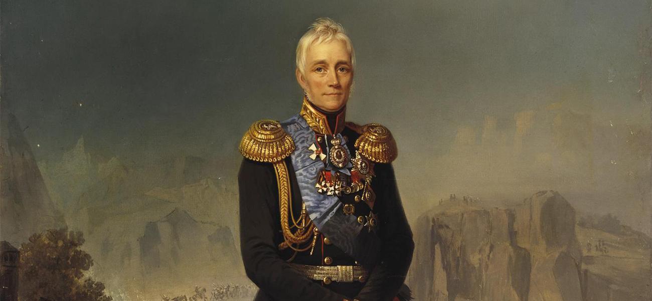 Память в камне: бюст графа Воронцова в Ейске