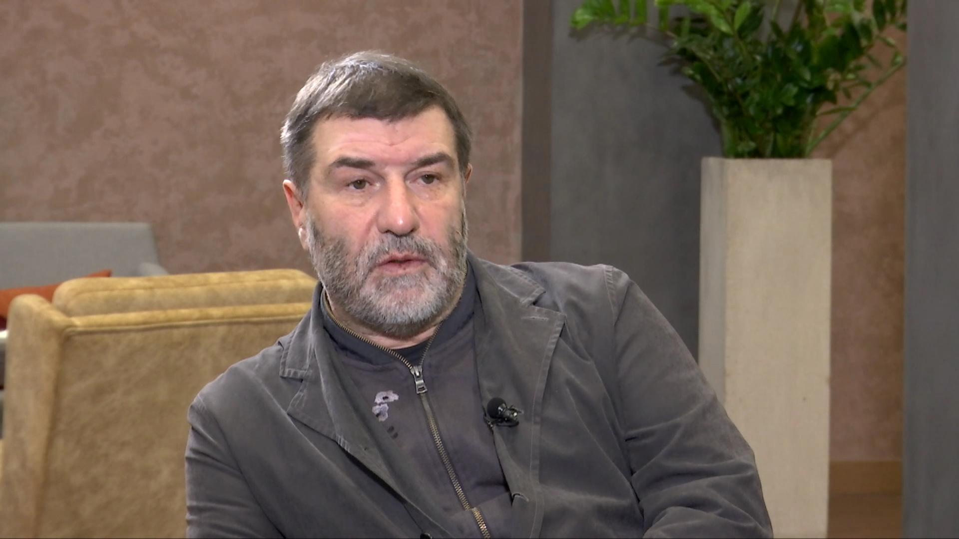 Актер Евгений Гришковец: я не люблю находиться в одиночестве