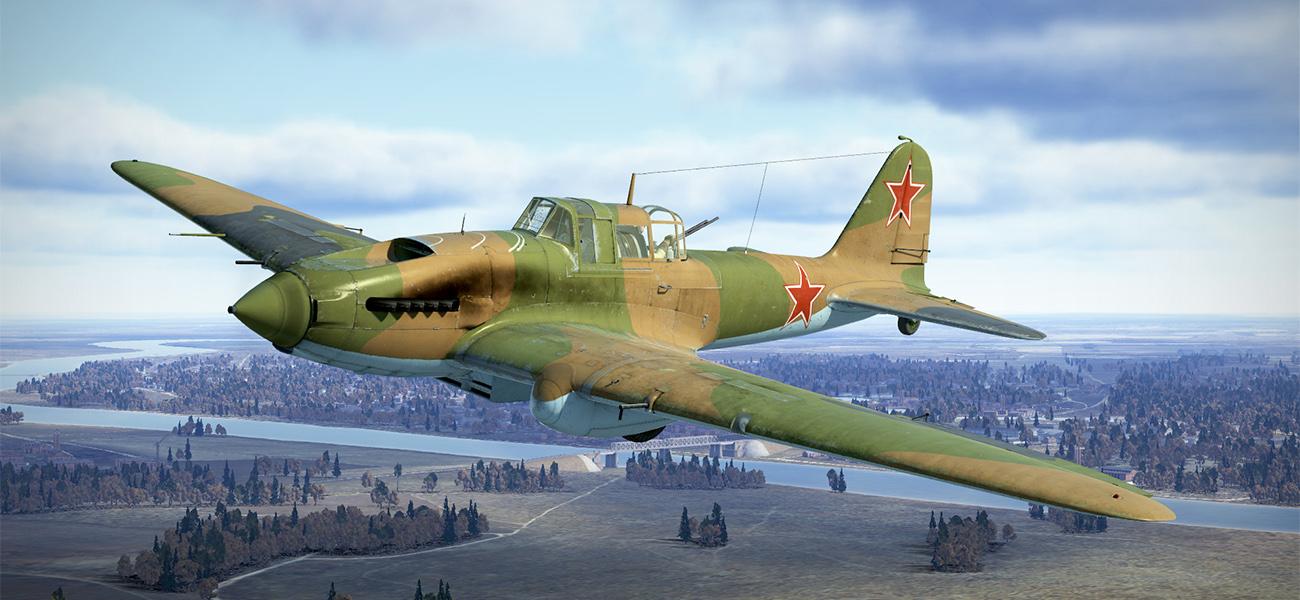 Оружие Победы: Ил-2 — «летающий танк»