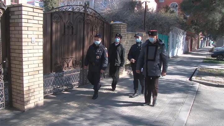 Телеканал «Кубань 24» принял участие в патрулировании улиц Анапы на карантине
