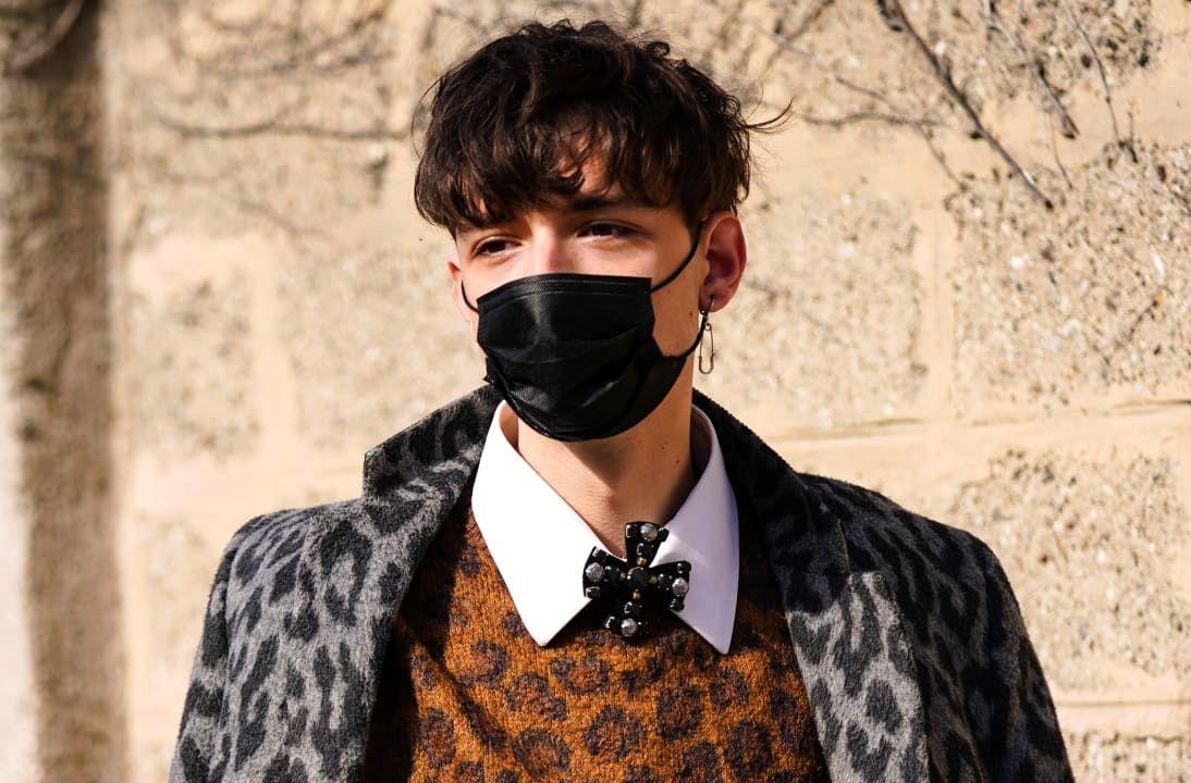 коронавирус, мода, одежда