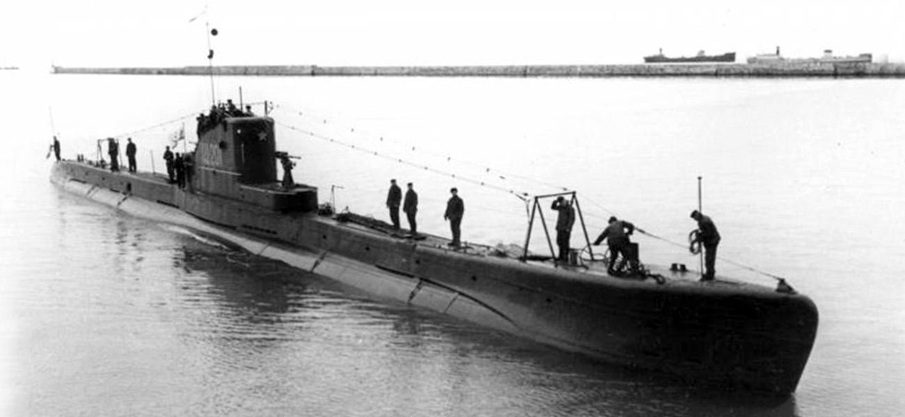 Оружие Победы: Балтийский варяг — подводная лодка «Щука»