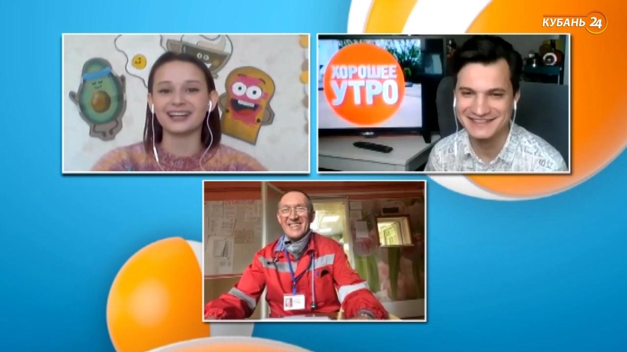 Врач Валерий Ковалев: отмечаем профессиональный праздник на рабочем месте