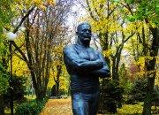 Память в камне: памятник Ивану Поддубному в Ейске