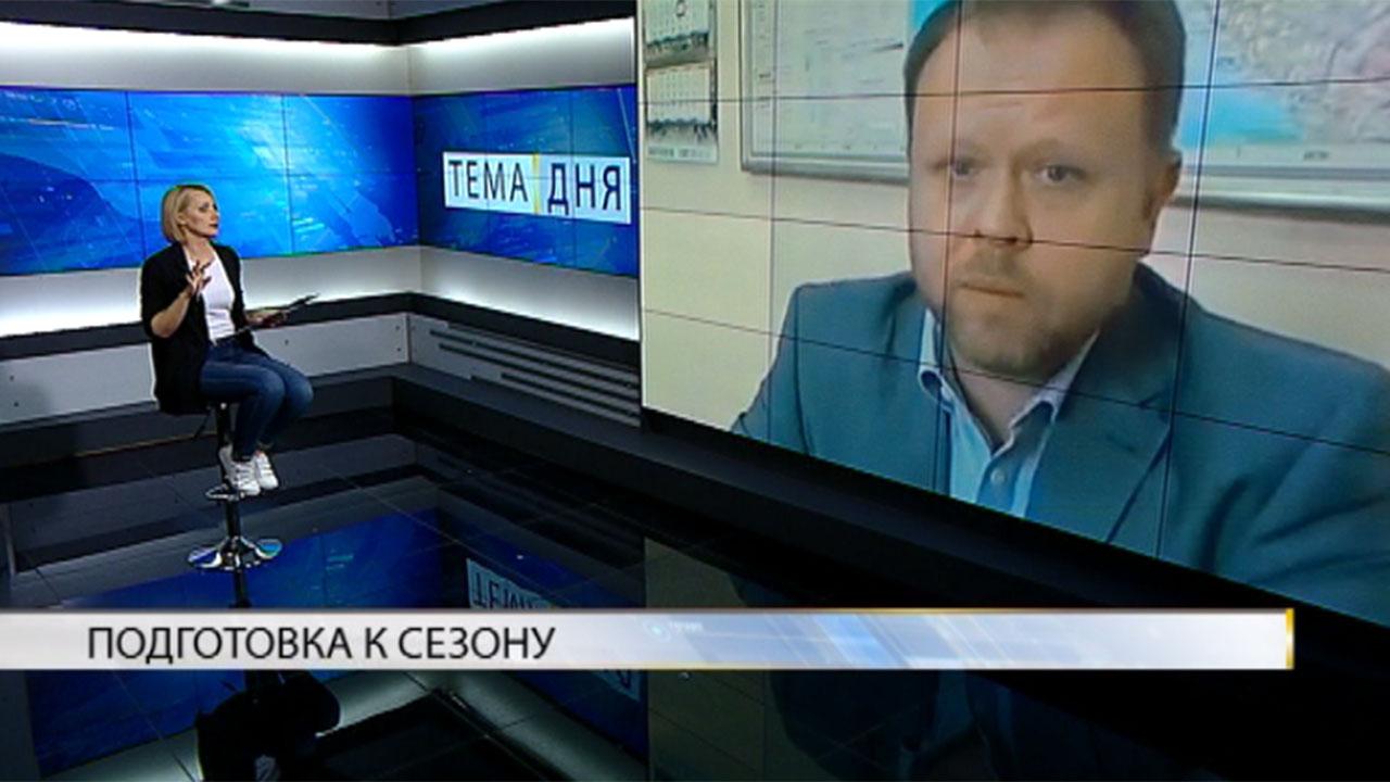 Андрей Булдин: рекомендации по работе санаториев нужно доработать