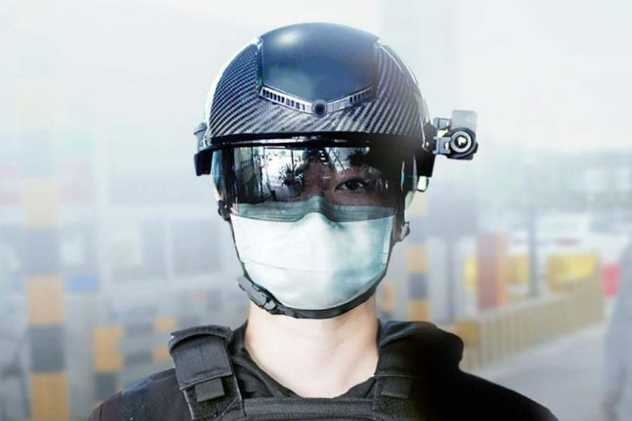 COVID-19, шлем, шлемы