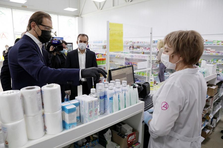 Кондратьев: надеемся, что перчатки армавирского завода станут экспортным товаром
