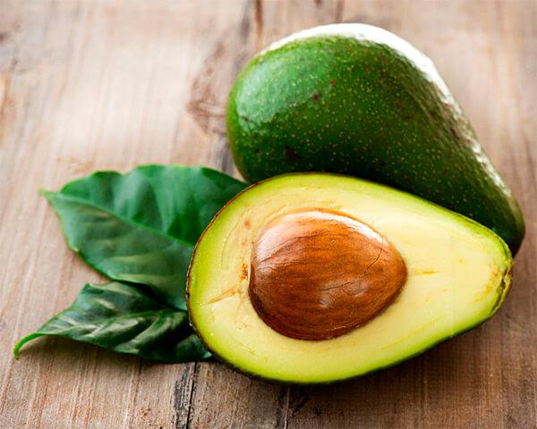 голод, авокадо