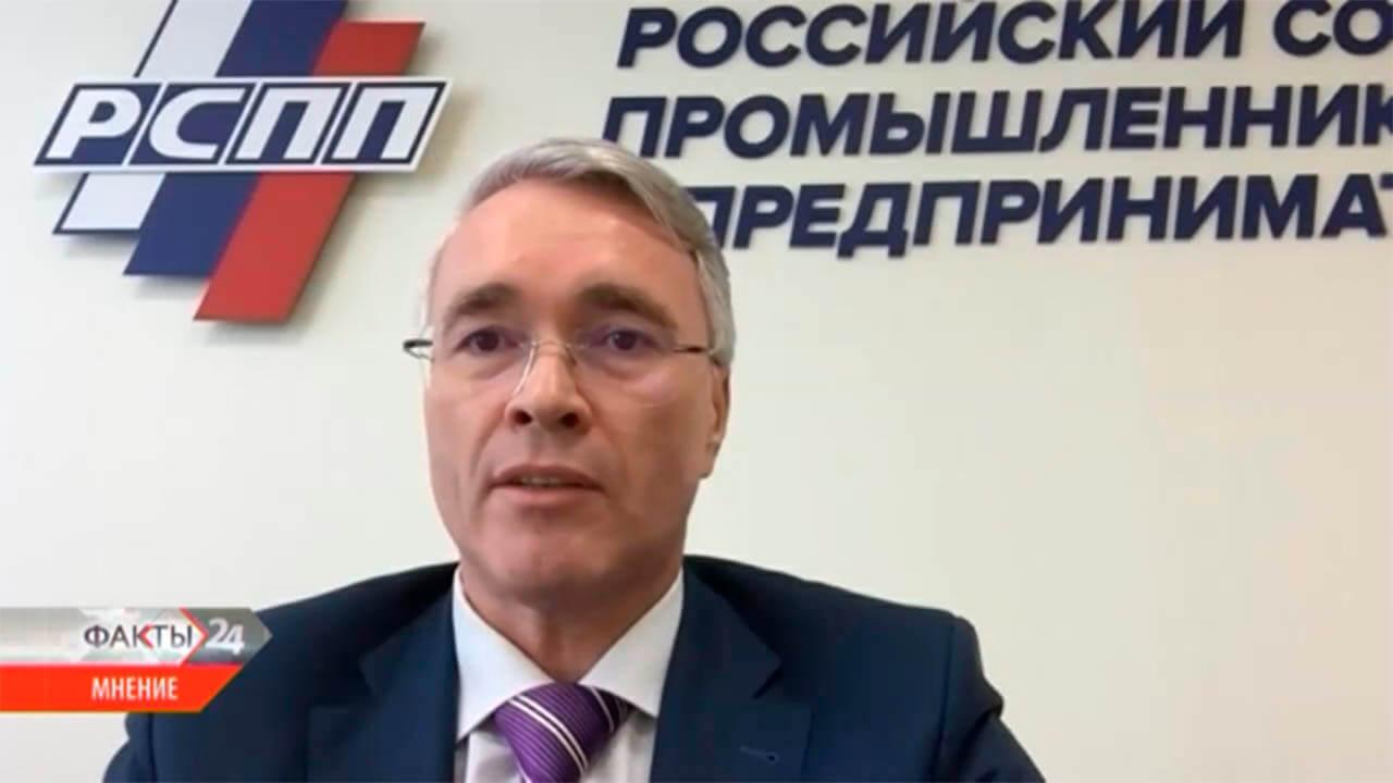 Эдуард Кузнецов: делаем все для пользы предпринимателей