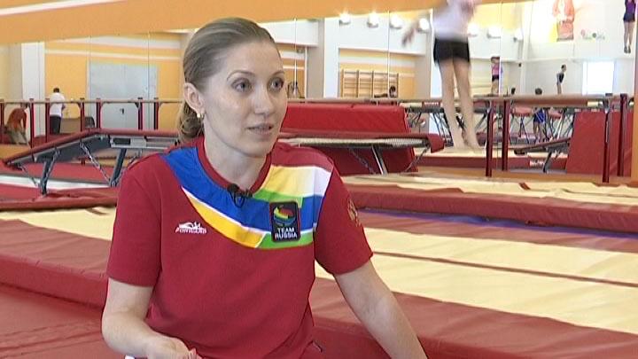 Батутистка Ирина Караваева: на ЧМ в Дании я решила отдать золотую медаль