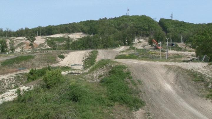 Трассу «Орленка» готовят к российскому этапу чемпионата мира по мотокроссу