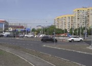 В Краснодаре на кольце Дзержинского и Кореновской неправильно поставили светофор