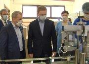 На Кубани 8 предприятий производят 56 тонн дезинфицирующих средств в сутки