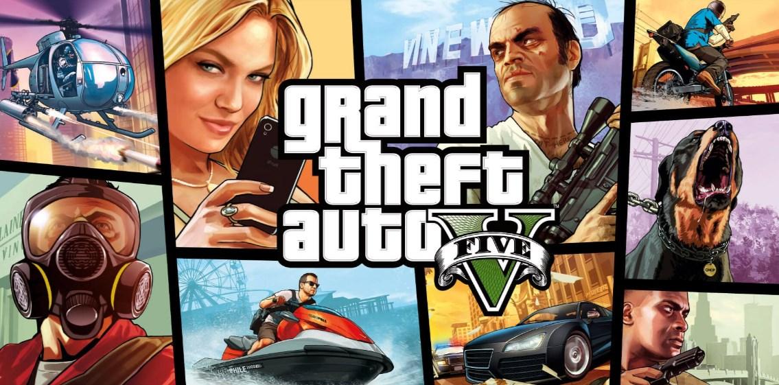 GTA 5, Grand Theft Auto 5, бесплатно