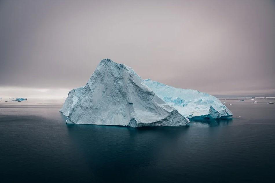 углекислого газа в атмосфере, уровень океана
