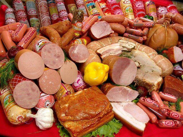 колбаса, здоровье