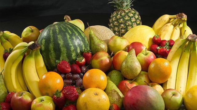 Болезнь Альцгеймера, флавоноиды, фрукты