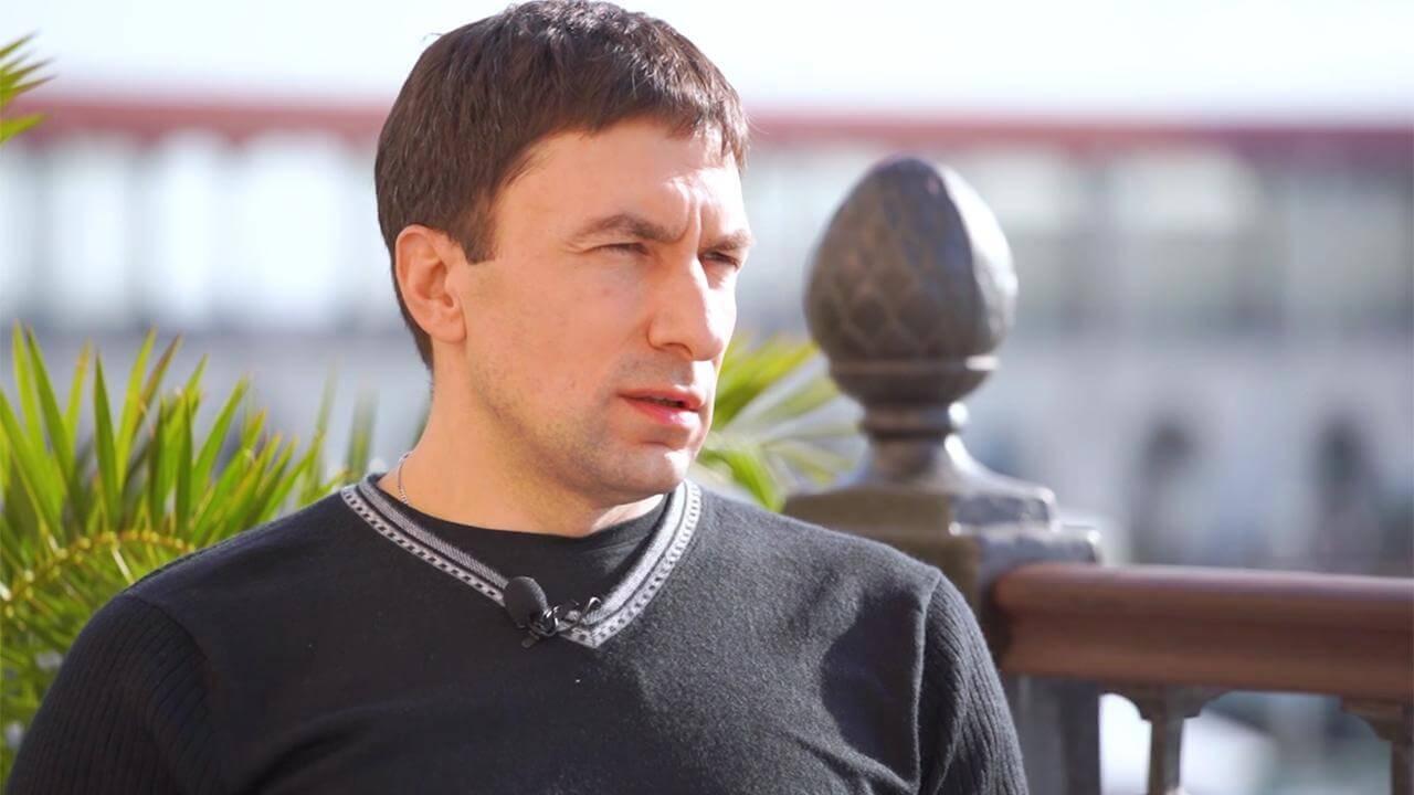 «Море откровений». Актер Григорий Антипенко
