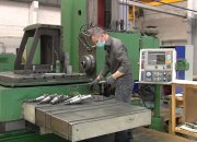 На Южном заводе тяжелого станкостроения готовят к запуску центр-гигант