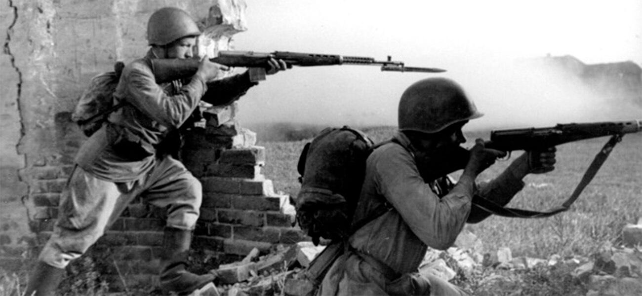 Оружие Победы: винтовка СВТ-40 — капризная «Светка»
