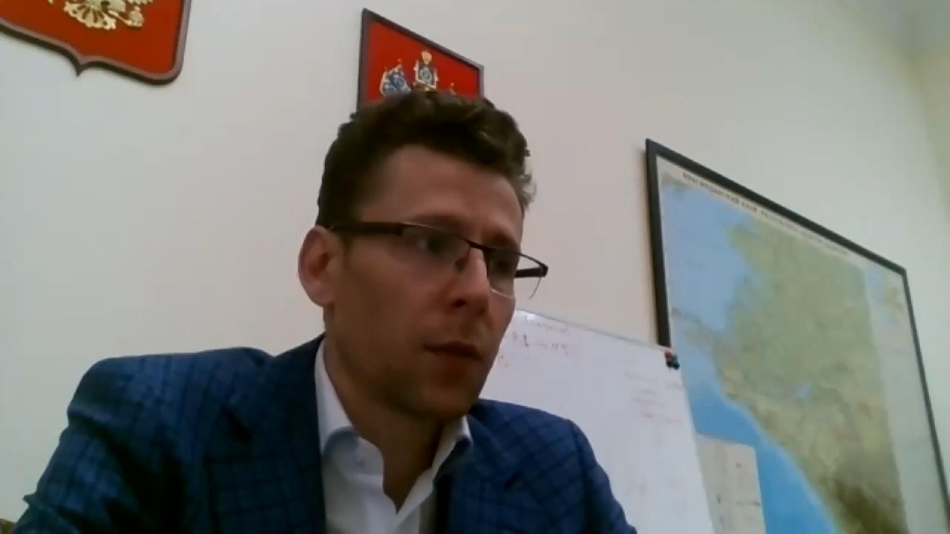 Интервью с руководителем департамента инвестиций Кубани Виталием Вороновым