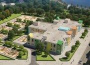 В станице Динскойначали строительство детского сада в ЖК «Белые росы»
