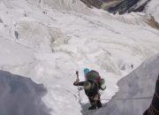 История альпиниста и скалолаза Олега Афанасьева